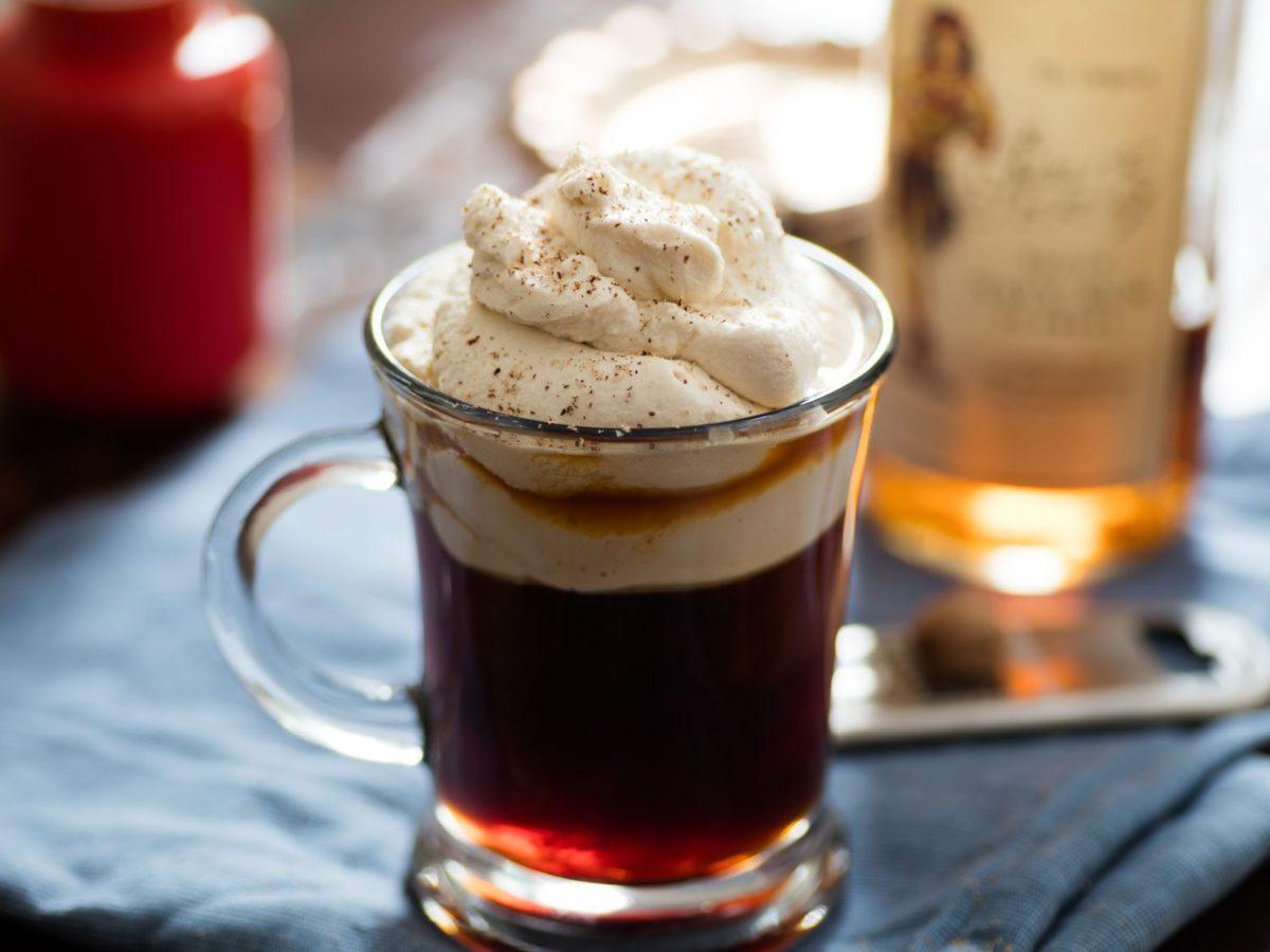 ром с кофе