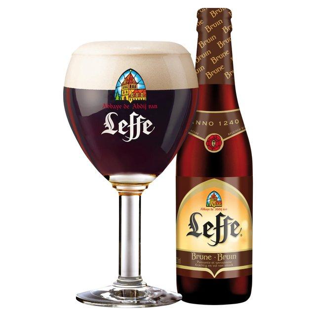 Пиво Leffe