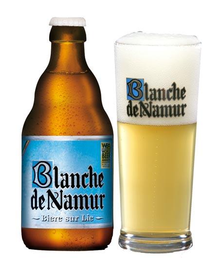 Пиво Бланш beer blanche