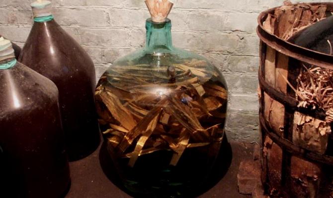 Домашнего виски из спирта: имитация выдержки в дубовой бочке