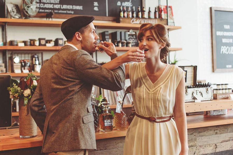 Как правильно пить на брудершафт?