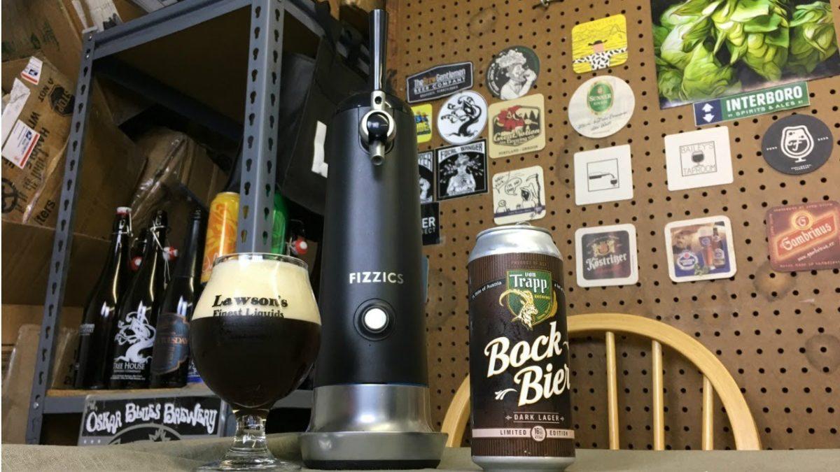 Пиво Темный бок Dunkles Bock