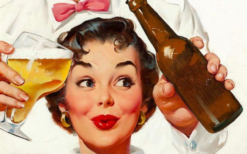 Влияние пива на женский организм