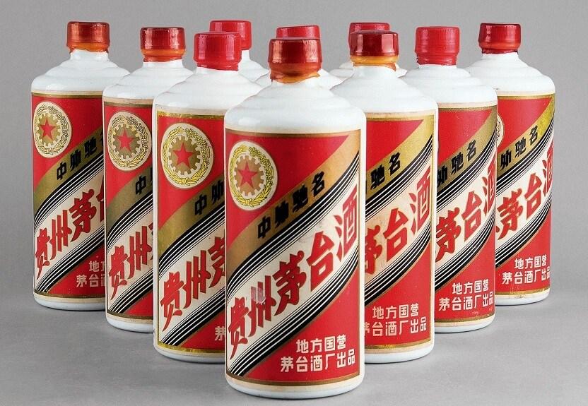 маотай китайская водка