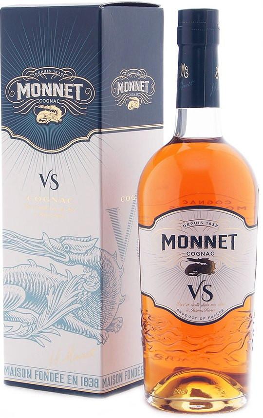 Коньяк Monnet