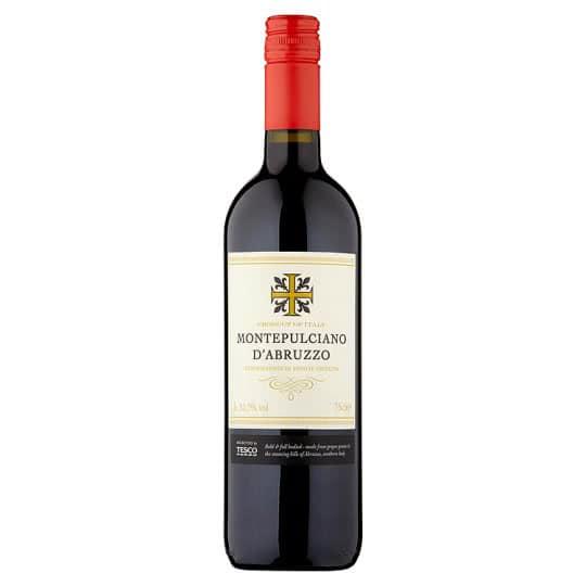 Вино Монтепульчано (Montepulciano)