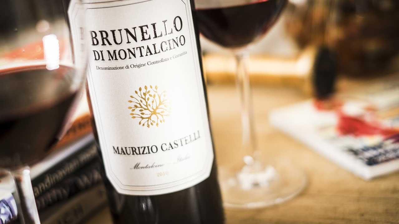 Вино Брунелло (Brunello)