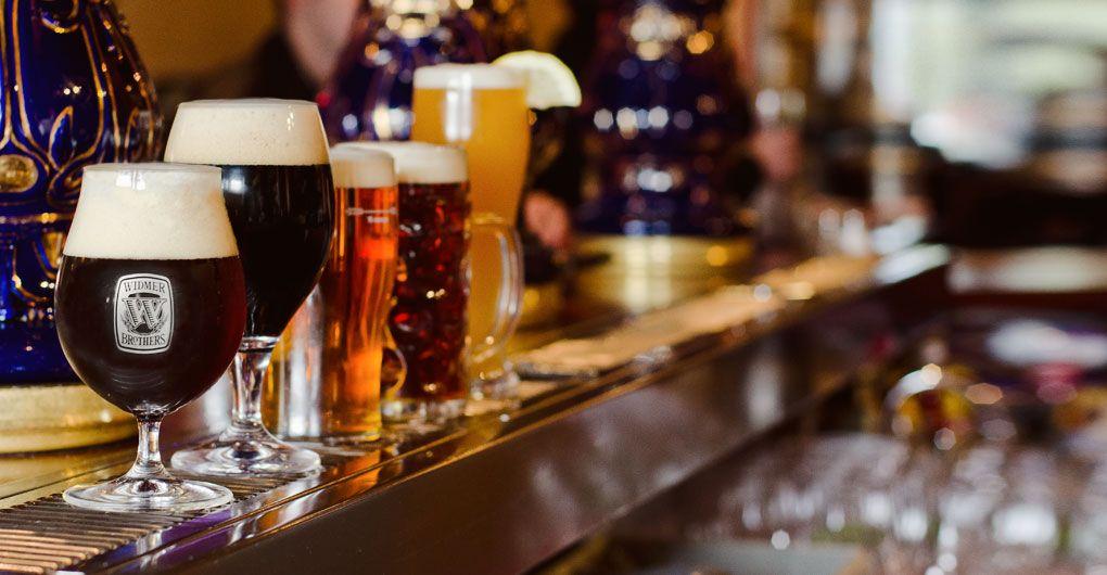 Современное крафтовое пиво в США