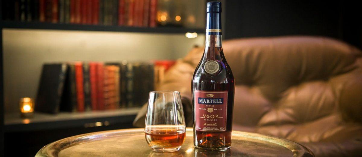 cognac sediment осадок в коньяке