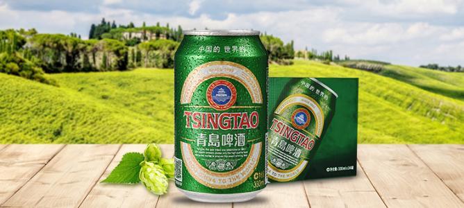 Китайское пиво марки и сорта