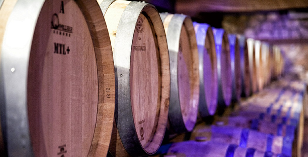 Как делают вино во франции