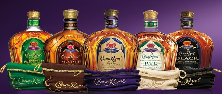 crown royal whisky виски