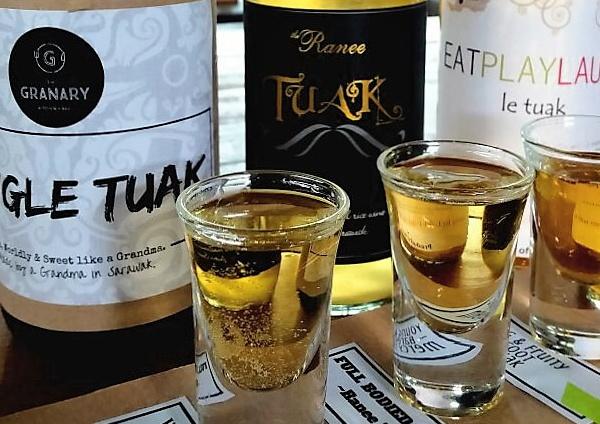 """Алкогольный напиток """"Туак"""": что это такое? Как его пить?"""