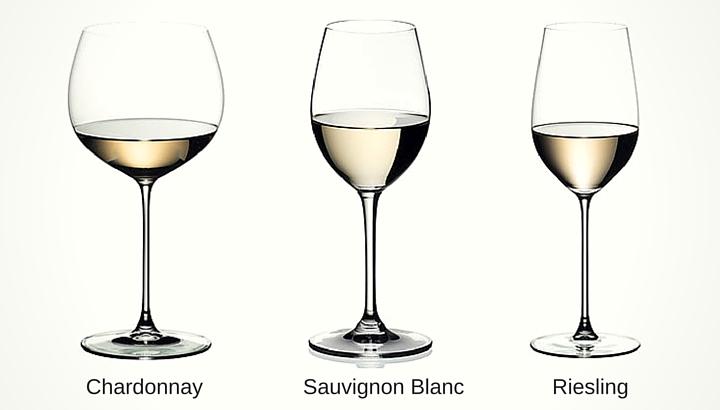 Как выбирать бокалы для вина