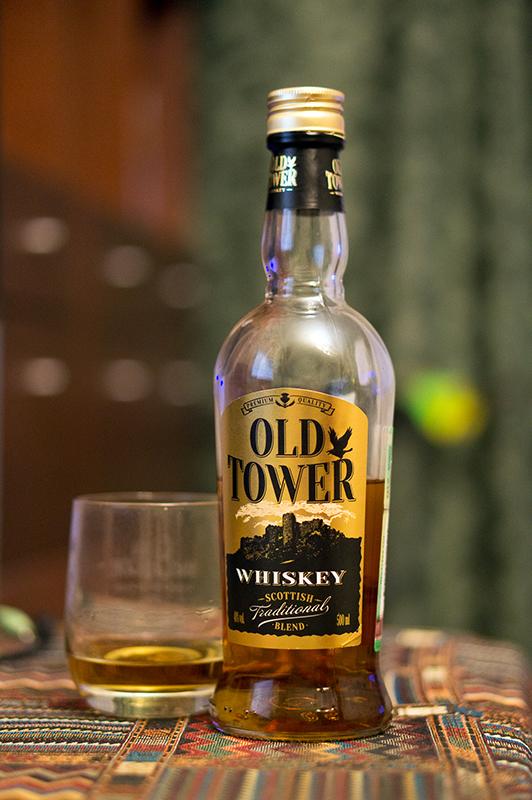 Виски Old Tower (Старая Башня)