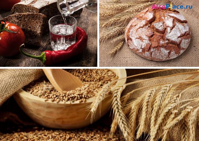 Очистка самогона хлебом: какой хлеб лучше использовать?