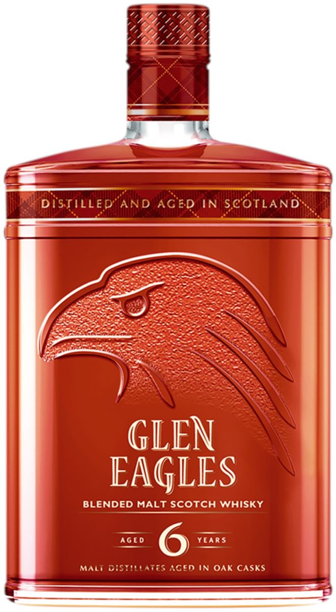 Виски «Glen Eagles»