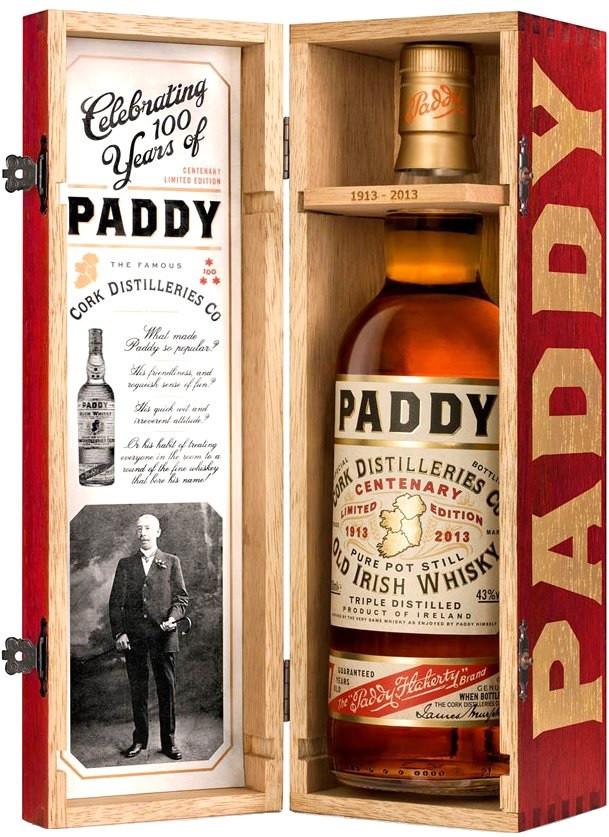 Виски «Paddy»