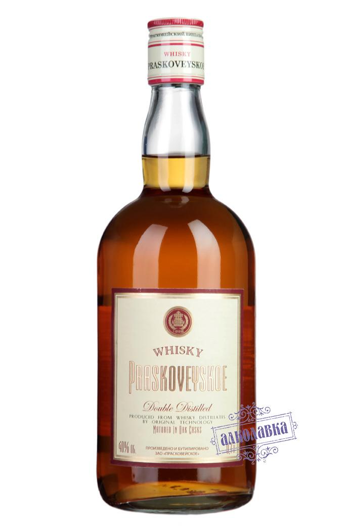 Виски «Прасковейское»