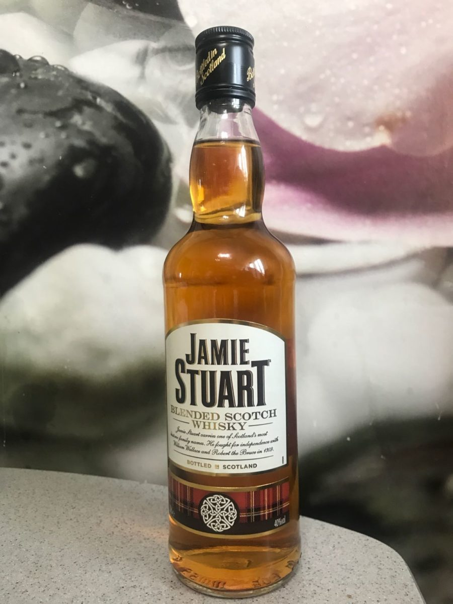 Виски «Jamie Stuart»