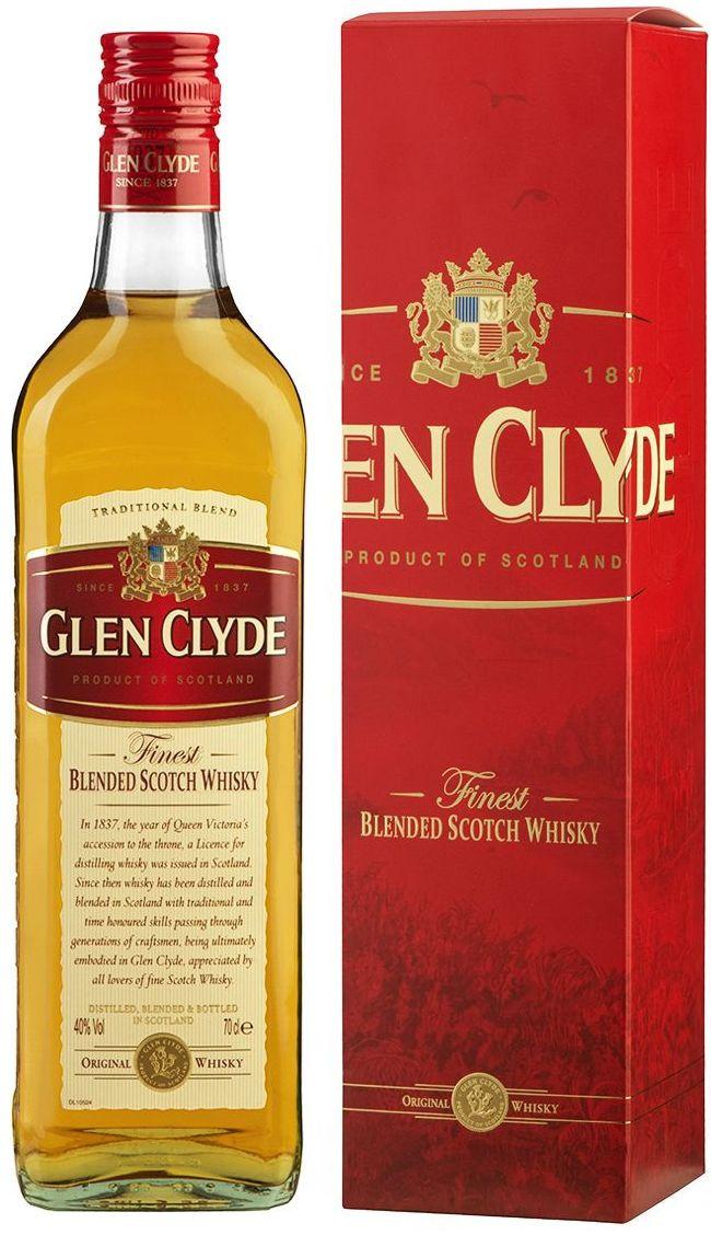 Виски «Glen Clyde»