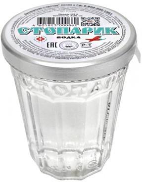 Водка «Стопарик»
