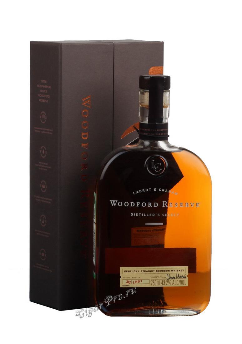Виски «Woodford Reserve»