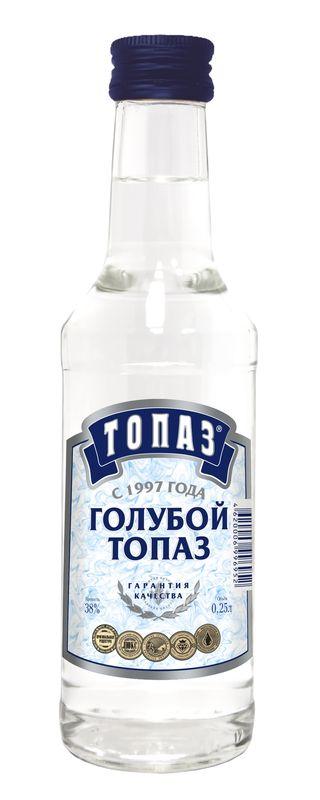 Водка «Топаз»