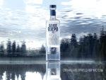 Водка «Белое озеро»