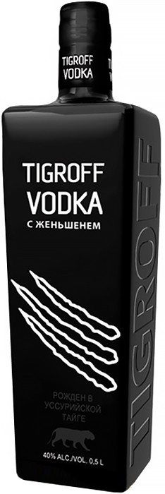 Водка «Тигрофф»