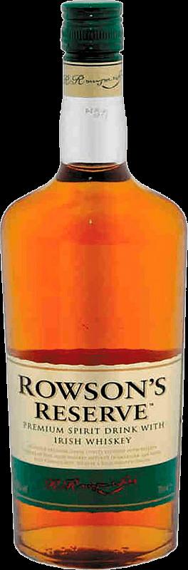 Виски «Rowson`s Reserve»